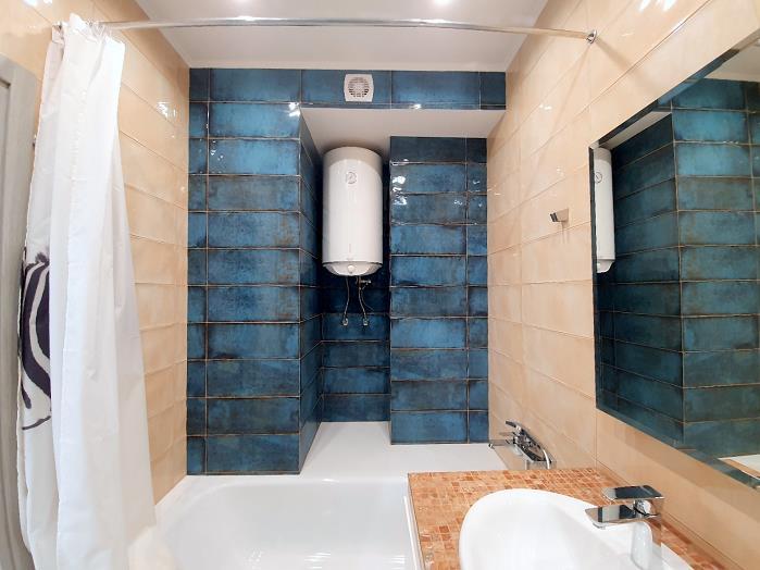 продажа однокомнатной квартиры номер A-144196 в Приморском районе, фото номер 17